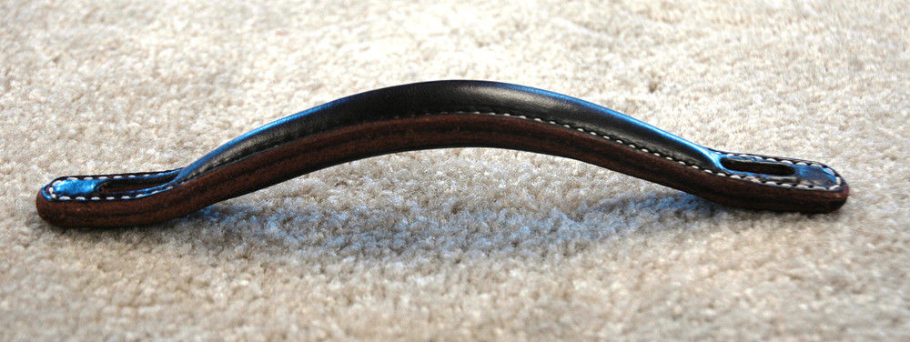 Leather replacement amp handle for 50's tweed Fender, Gibson vintage amps